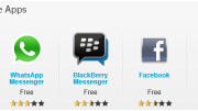 Top 25 free blackberry apps
