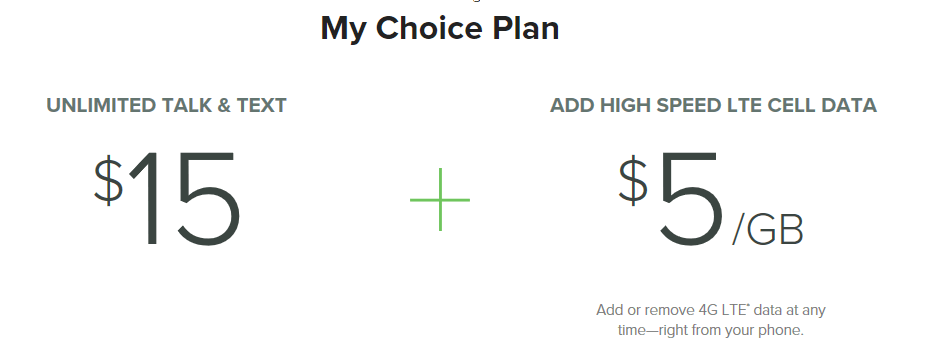 my choice plan